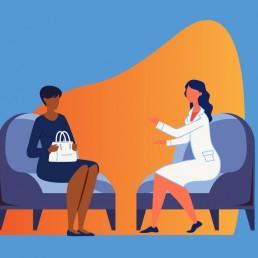 Exame de urina menstruada