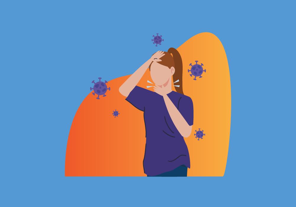 Como identificar sintomas da COVID-19