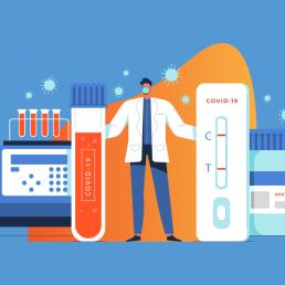 Saiba as diferenças entre os tipos de teste para COVID-19
